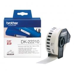 Картридж Brother для специализированного принтера QL-1060N/QL-570QL-800 (29mm x 30.48M)