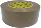 Лента клейкая упаковочная 48 ммх100 м Economix, коричневая ECONOMIX