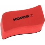 Губка для дошок магнітна Kores, розмір 55х110 мм