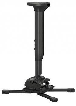 Кріплення Chief для проектора до 22 кг, 30-45 см, чорне