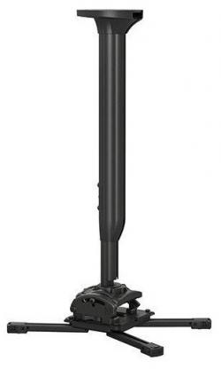 Кріплення Chief для проектора до 22 кг, 45-80 см, чорне