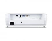 Проектор Acer X118H (DLP, SVGA, 3600 ANSI Lm), білий