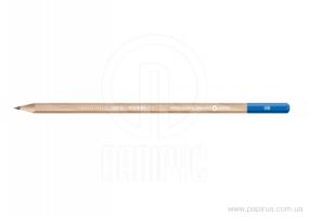 Олівець чорнографітний OPTIMA HB корпус нат. дерево, загострений O15523