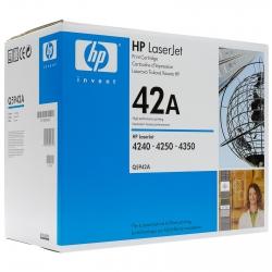 Картридж HP 42A LJ 4250/4350 Black (10000 стр)