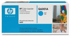 Картридж HP 124A CLJ1600/2600/2605/CM1015/1017 Cyan (2000 стр)