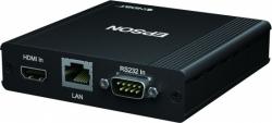 Передавач по кручений парі HDBaseT Epson
