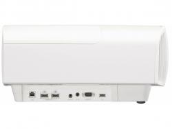 Проектор для домашнього кінотеатру Sony VPL-VW270 (SXRD, 4k, 1500 lm), білий