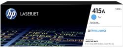 Картридж HP 415A CLJ Pro M414/454/479 Cyan (2100стр)