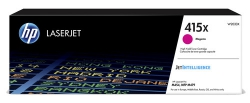 Картридж HP 415X CLJ Pro M414/454/479 Magenta (6000стр)