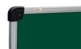 Дошка для крейди 100х150 см. Емальована сталь ABC