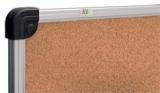 Дошка коркова 90х120 см. Поверхня-натуральний корок ABC