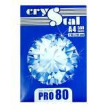 Папір Crystal Pro А4 (80г/м2), 500л.