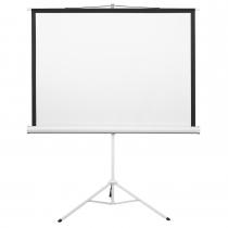 """Екран 2E на тринозі, 4:3, 120"""", (2.4*1.8 м)"""