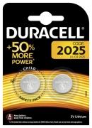 Батарейка Duracell DL2025 DSN 2 шт.