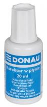 Корректирующая жидкость DONAU 20мл Donau