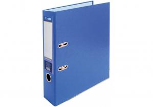 Папка-реєстратор А4 Economix, 70 мм, синя