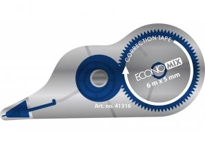 Корректор-ленточный Economix, 5мм * 6м ECONOMIX