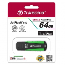 Накопичувач USB 3.0 Transcend JetFlash 810 64Gb Rugged