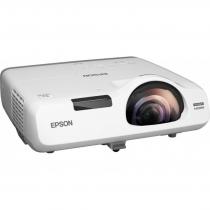 Короткофокусний проектор Epson EB-535W (3LCD, WXGA, 3400 ANSI lm)