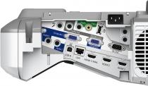 Ультракороткофокусний інтерактивний проектор Epson EB-695Wi (3LCD, WXGA, 3500 Lm)