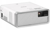 Проектор Epson EF-100W (3LCD, WXGA, 2000 lm, LASER), білий