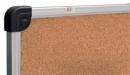 Дошка коркова 100х180 см. Поверхня-натуральний корок ABC