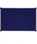 Дошка текстильна 100х150 см. Колір-синій ABC